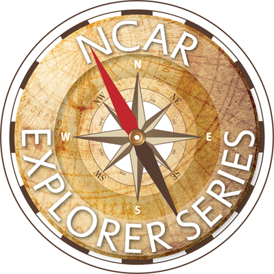 The Explorer Series logo