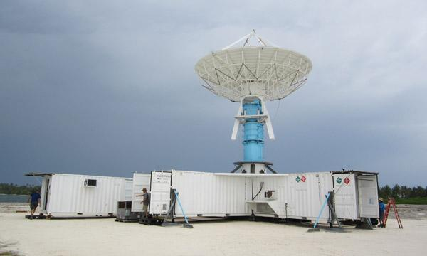 The SPOL radar during the DYNAMO field campaign