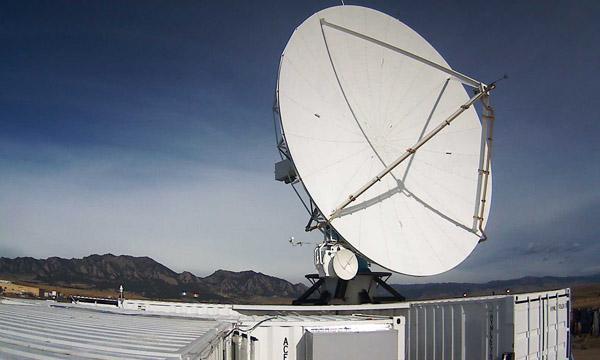 The S-Polka radar at Marshall Field Site