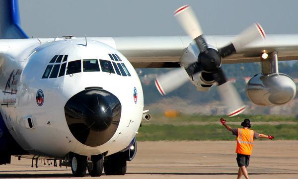 The NSF/NCAR C-130