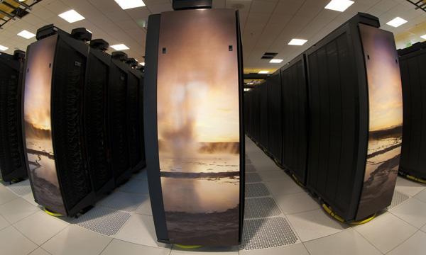 The Yellowstone supercomputer