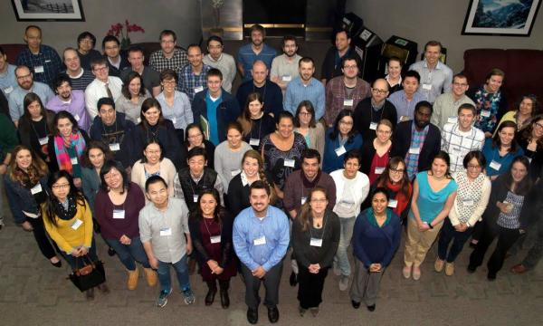 Group photo of workshop participants